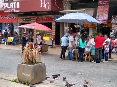 Utilizarán fuerza pública para desalojar a ambulantes en Tehuacán