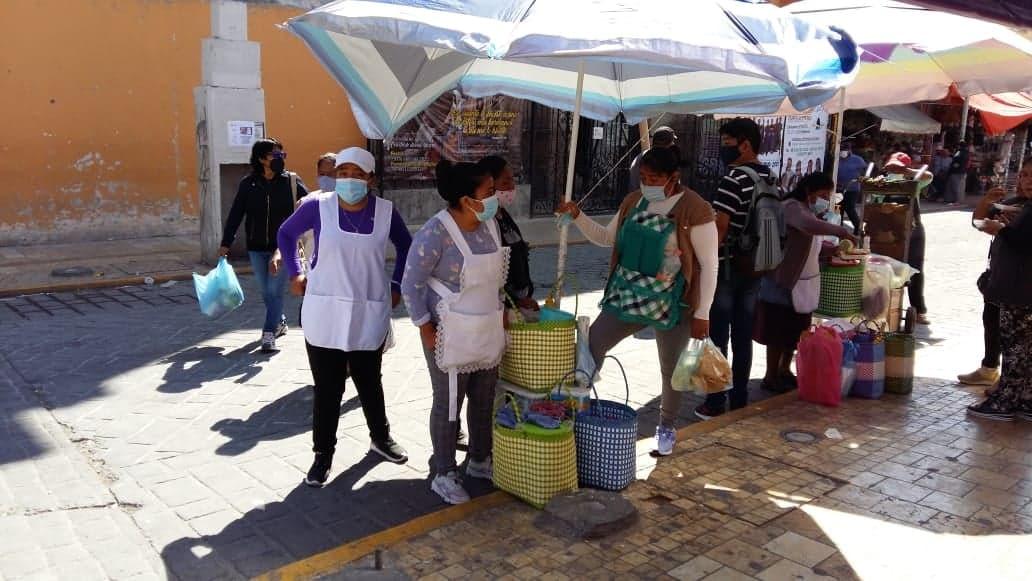 Coapeñas presentan quejas contra funcionarios municipales de Tehuacán