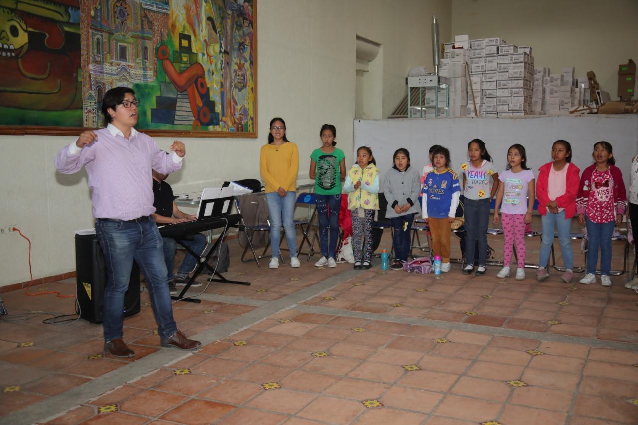 Invitan a sumarse al Coro de Voces infantiles en San Andrés
