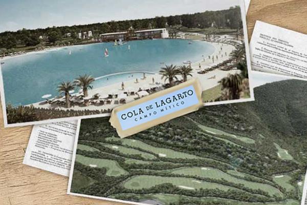 Barbosa impulsará el proyecto turístico Cola de Lagarto