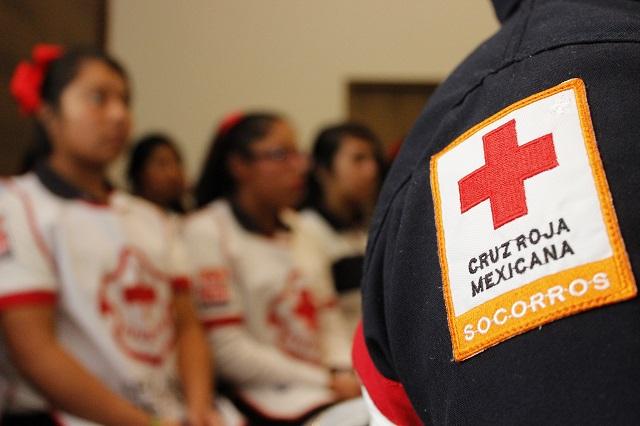 Cierran Cruz Roja de Amozoc por falta de recursos
