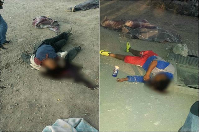 Mueren 6 por enfrentamiento entre huachicoleros de Yehualtepec