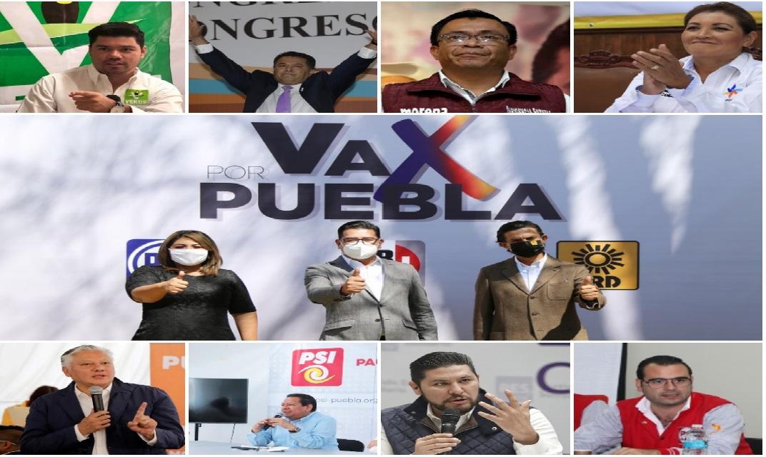 Cuántos votan, quiénes juegan y cuánto cuesta la elección 2021 en Puebla