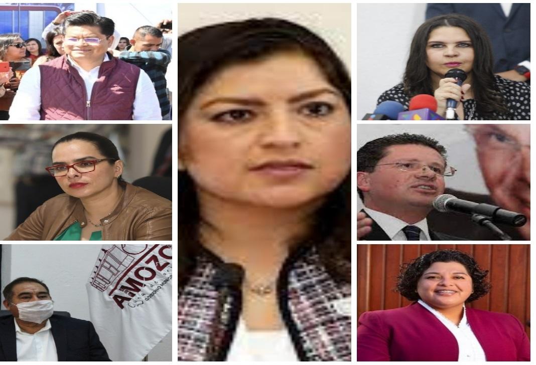 Ellos son los candidatos de Morena a las presidencias municipales