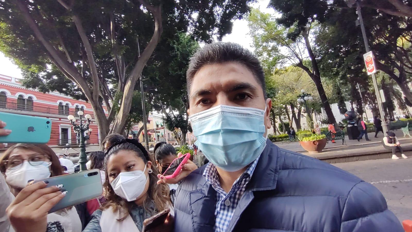Proponen reubicar a ambulantes a explanada del Cenhch