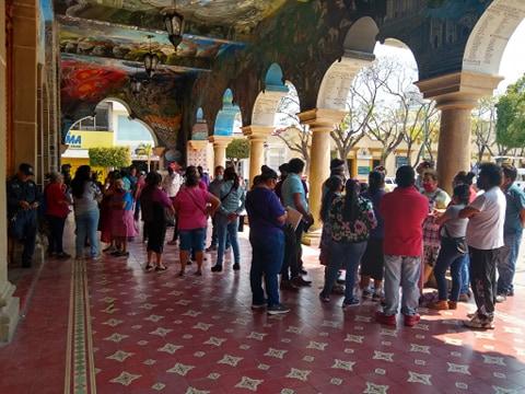 Piden la reapertura del Tianguis la Purísima de Tehuacán el 1 de junio