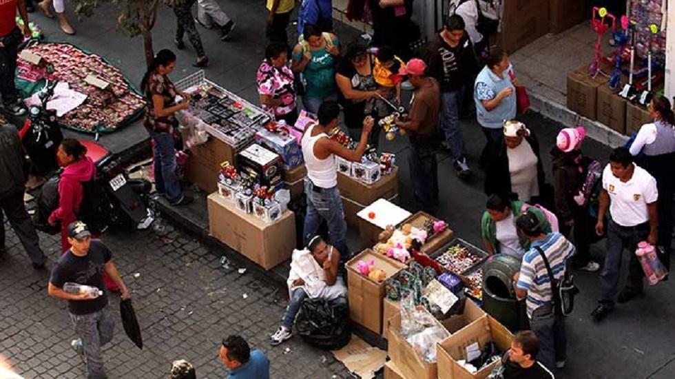 Prevén bajas ventas en Fiestas Patrias por presencia de ambulantes