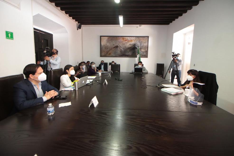Regidores de Tehuacán evadieron comparecencia ante diputados