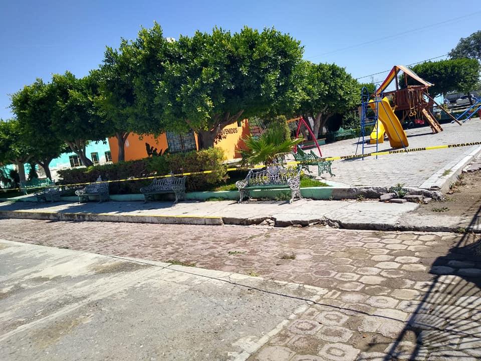 Hasta los columpios en los Reyes de Juárez