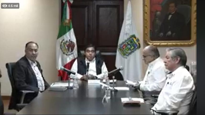 VIDEO Son 82 casos positivos de COVID19 en Puebla; hay 34 hospitalizados