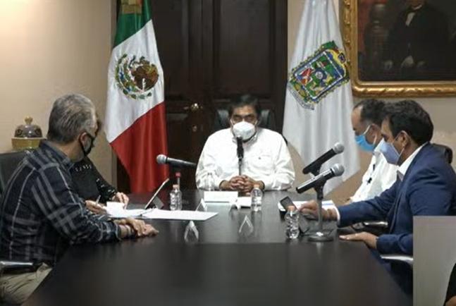 EN VIVO Fallecen 437 en Puebla por coronavirus y suman 2 mil 421 contagios