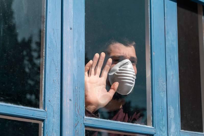 Proyección prevé para Puebla un retorno al confinamiento en diciembre