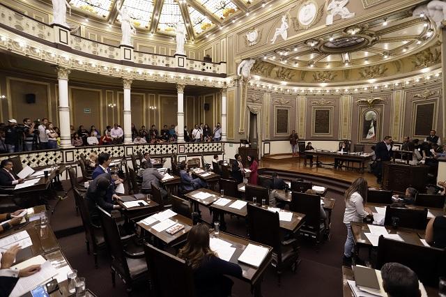 Las promesas incumplidas de la Legislatura poblana que se va