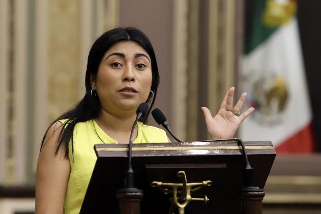 Claudia Rivera debe demostrar supuesta extorsión: Nora Escamilla