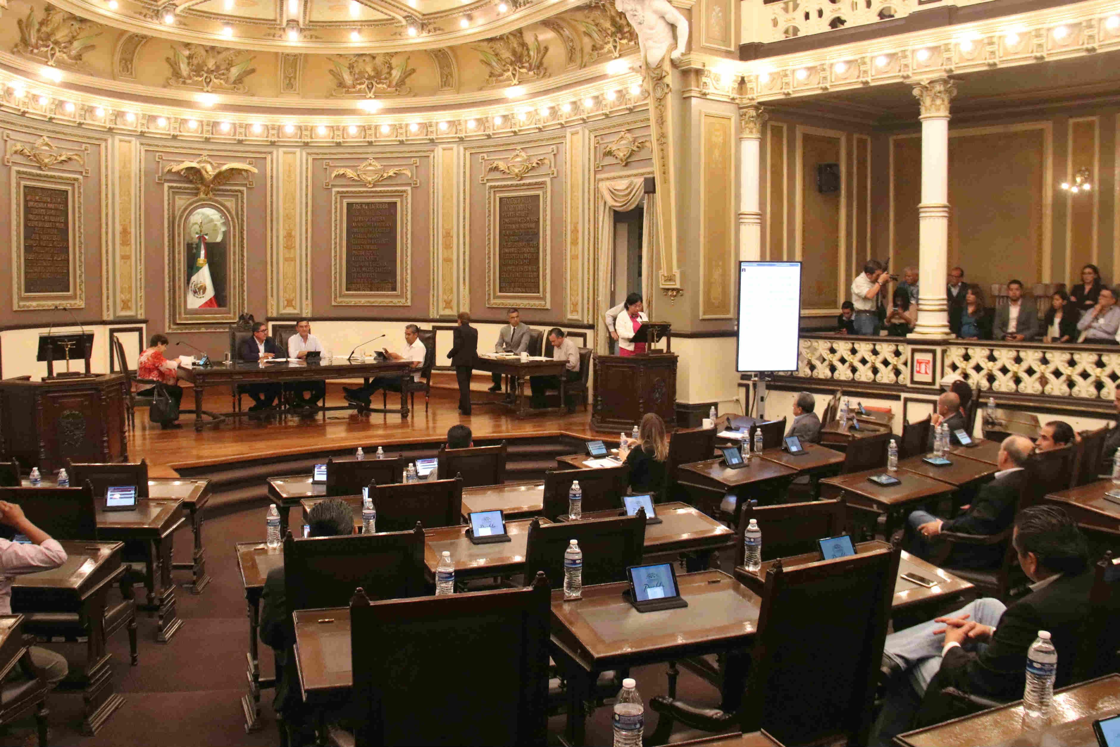 Congreso aprueba Ley de Planeación para el Desarrollo del Estado