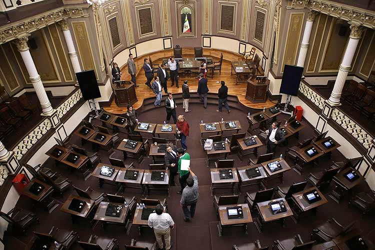 Ganan mujeres terreno en el Poder Legislativo de Puebla