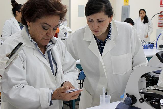 BUAP buscan mejorar técnicas de reproducción asistida
