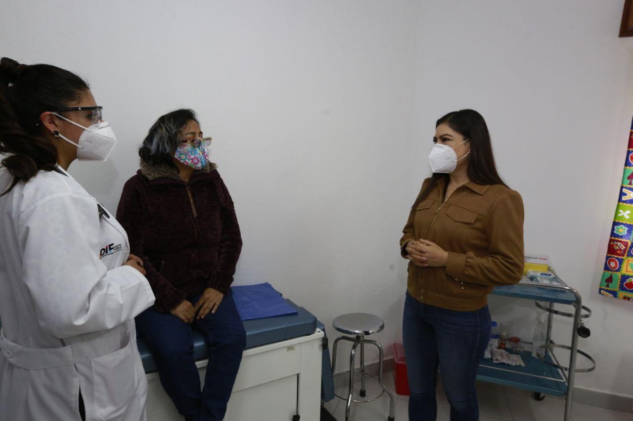 Ayuntamiento de Puebla arrancó estrategia Sentirse Bien en 25 puntos