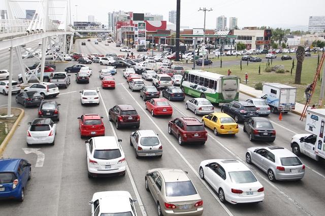 En Puebla podrás pagar el control vehicular hasta junio