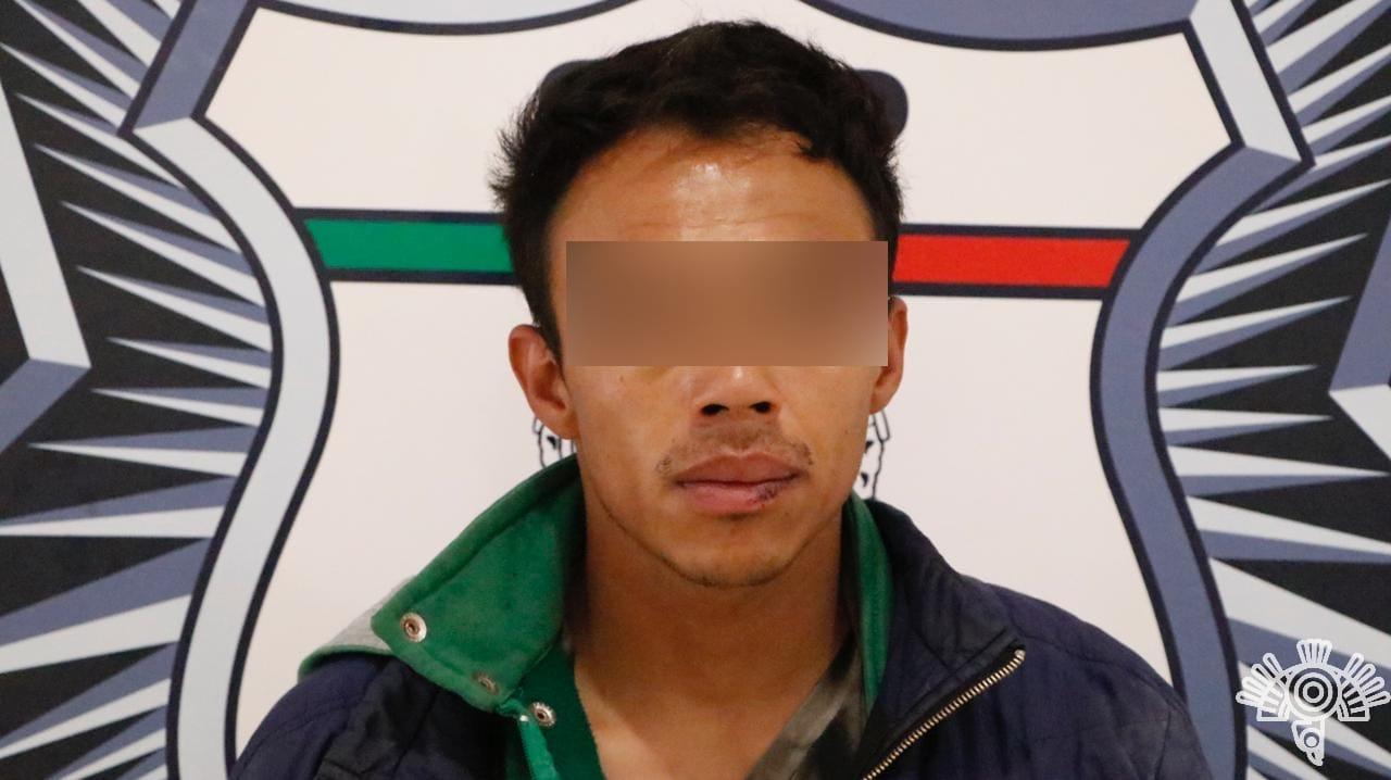 Vendía droga en Coronango y ganaba hasta 3 mil pesos al día