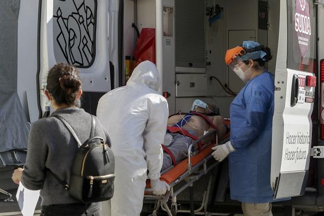 Puebla reportó 415 contagios de Covid, la cifra más alta en la tercera ola