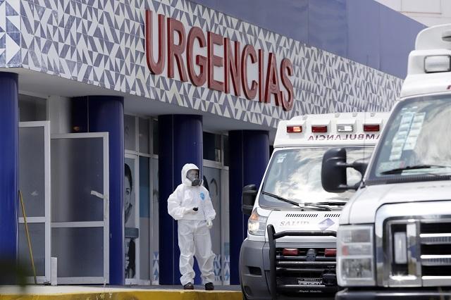 México ya contabiliza 71 mil 678 muertos por Covid