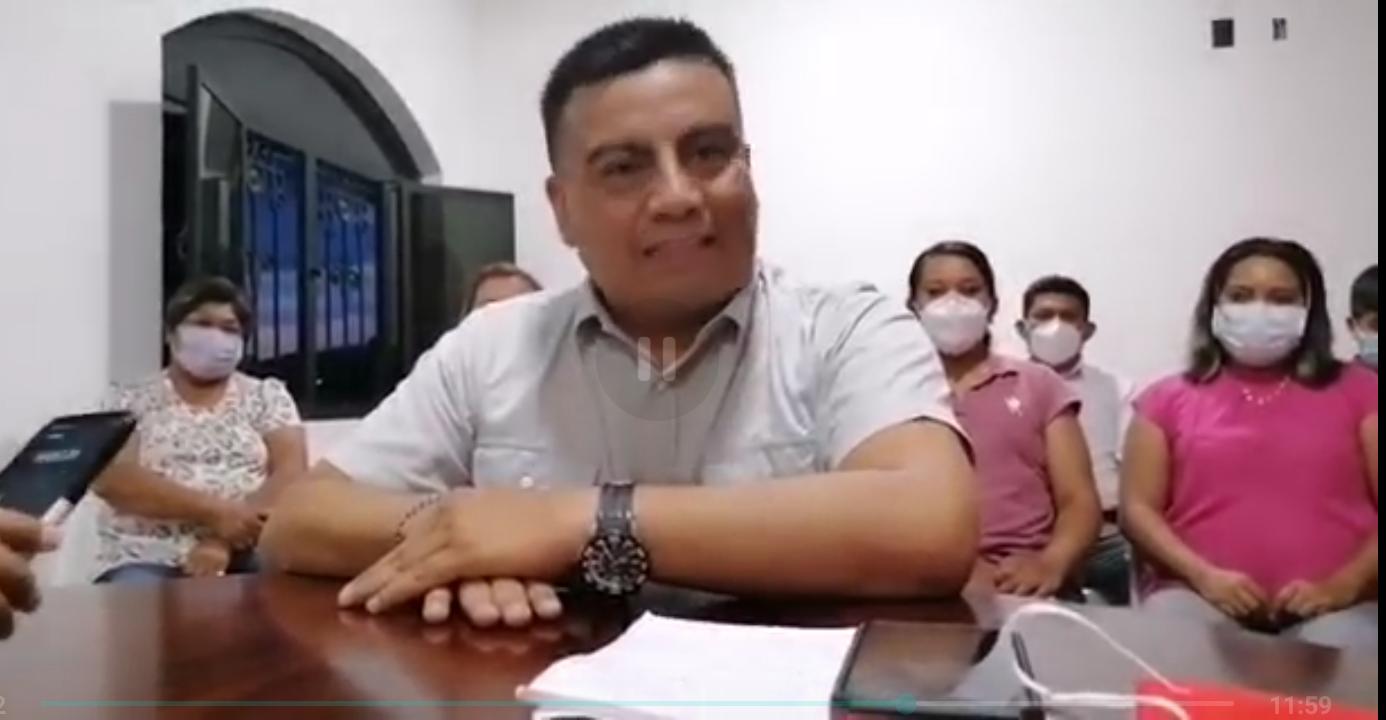 Candidato ganador en Coxcatlán asegura  que defenderá su triunfo por la vía legal
