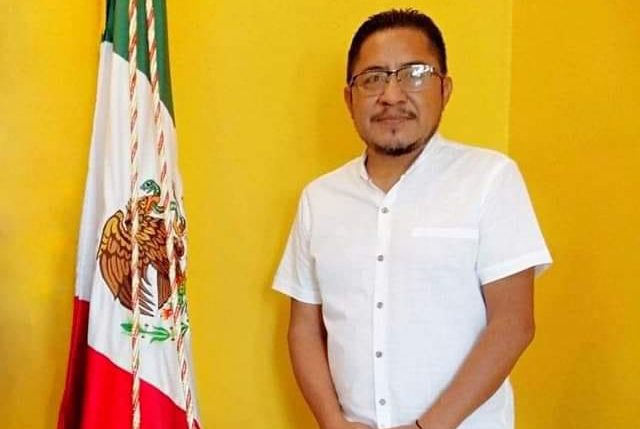 Alcalde de San Martín Totoltepec da positivo a Covid