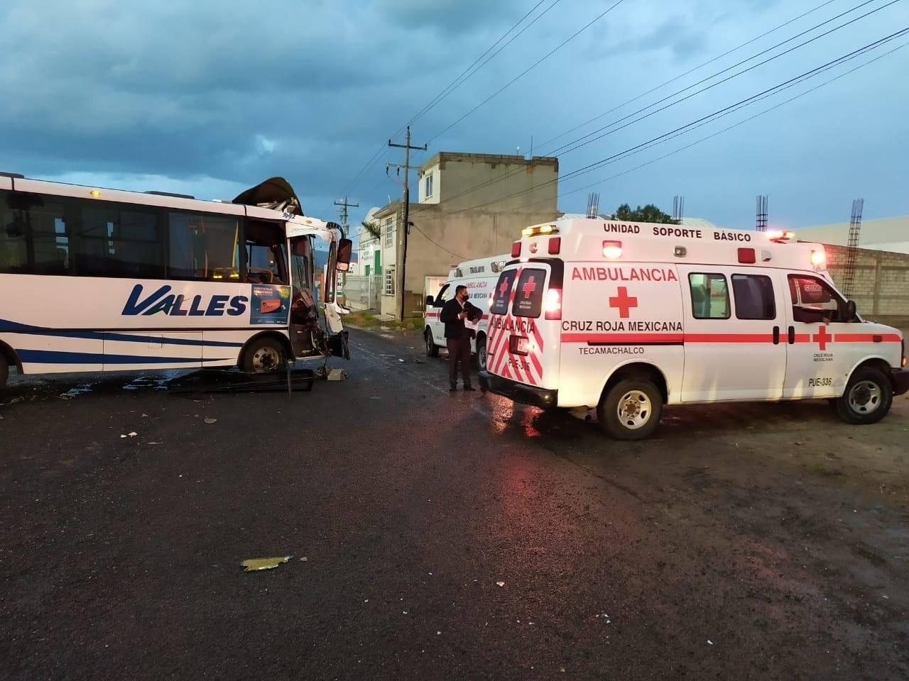 Por desabasto de oxígeno, Cruz Roja Tecamachalco suspende traslados