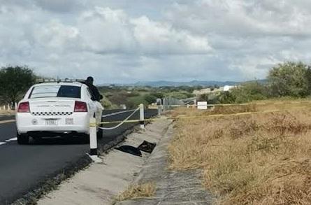 Lo atropellan y muere en la súper carretera Cuacnopalan-Oaxaca