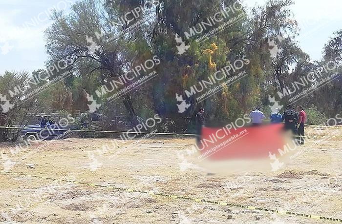 Hallan cadáver de joven baleado en Cuapiaxtla de Madero