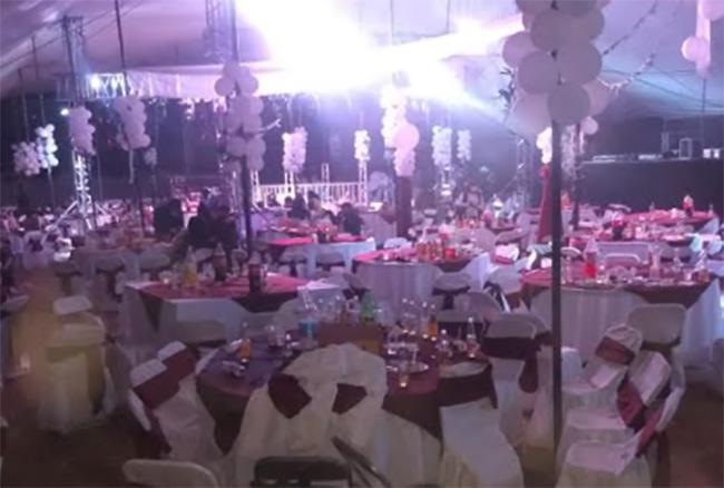 Guardia Nacional suspende boda con 200 personas en Quecholac