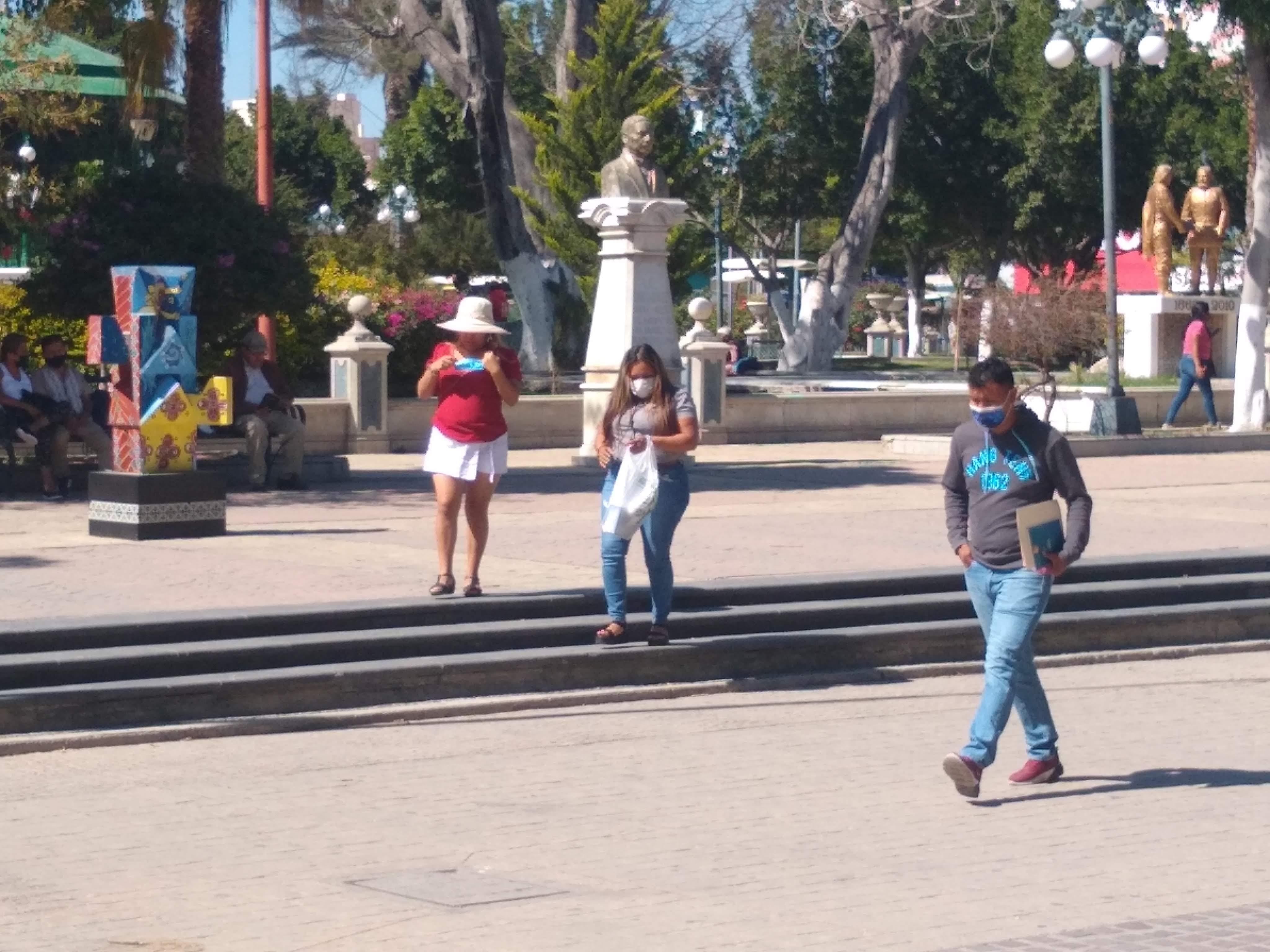 Prorrogarán uso obligatorio de cubrebocas en calles de Tehuacán por dos meses más
