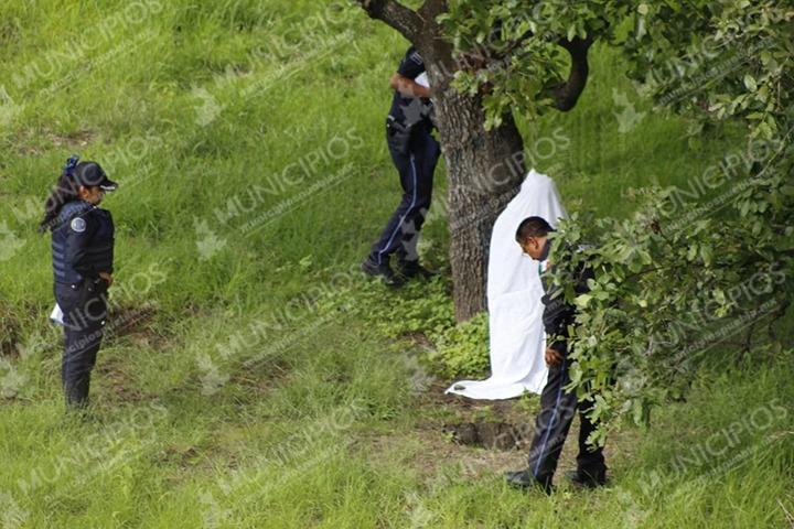 Mujer colgada en la Rivera Anaya estaba embarazada