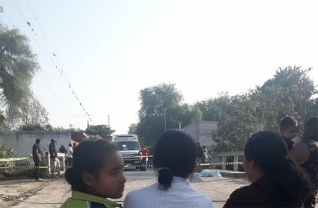 Arrojan a ejecutado a canal en Xochitlán Todos Santos