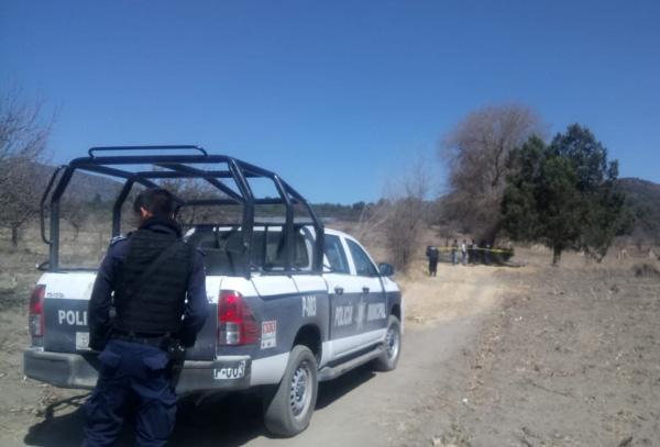 Dejan dos cuerpos en Camino a Tlaltenango
