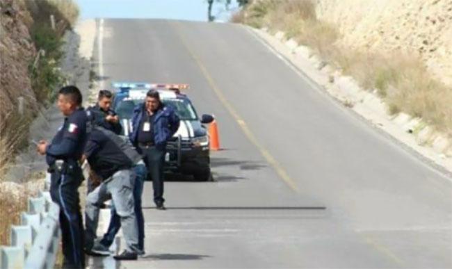 Hallan cuerpo putrefacto en barranca entre Puebla y Amozoc