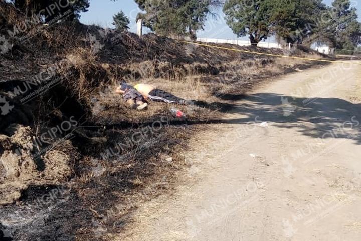 Encuentran los cuerpos de 2 levantados en Texmelucan