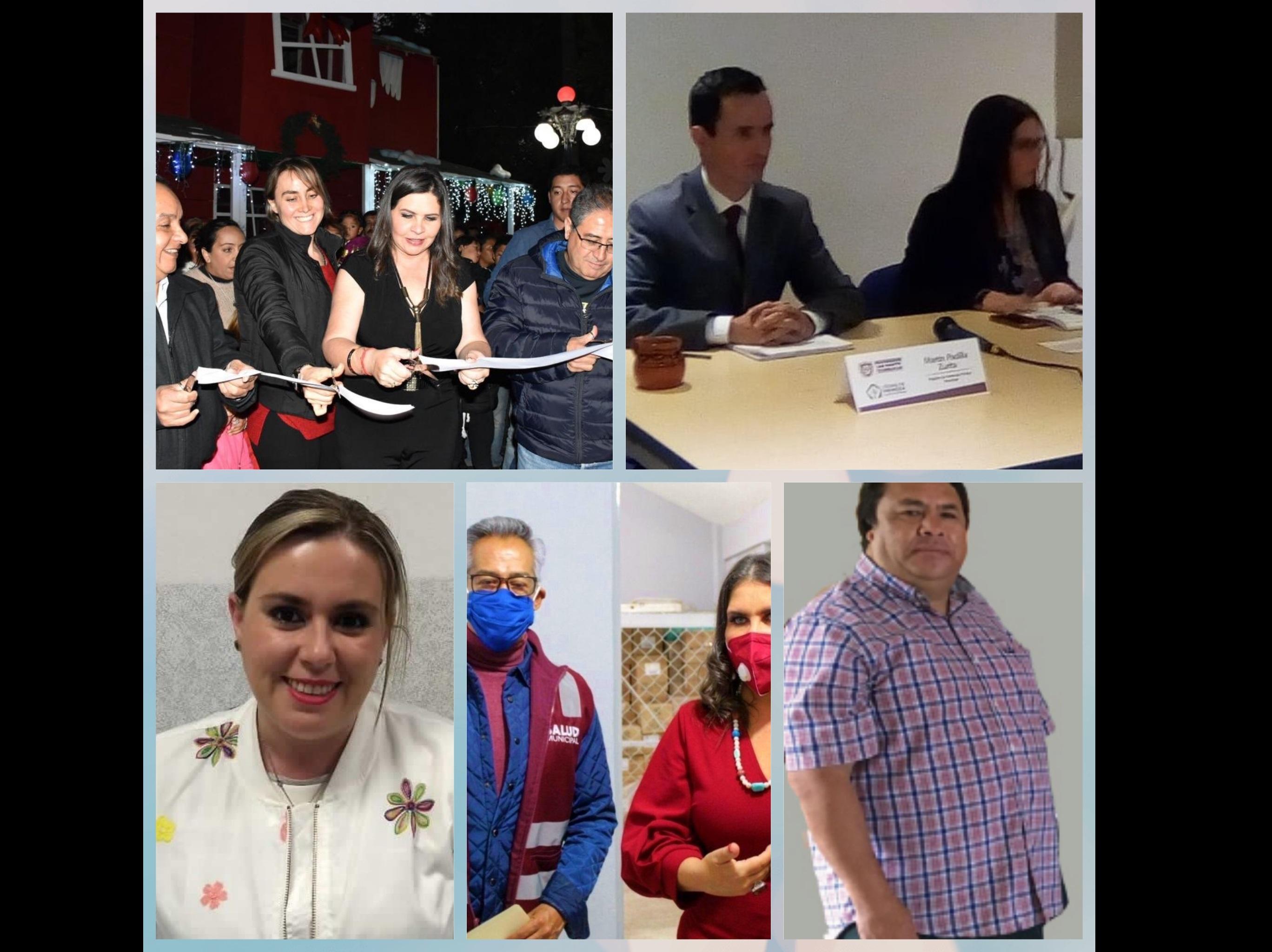 Norma Layón recicla parte de su gabinete para buscar la reelección