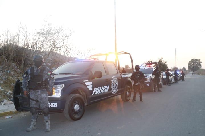 Rescata policía de San Pedro Cholula a 2 víctimas de asalto