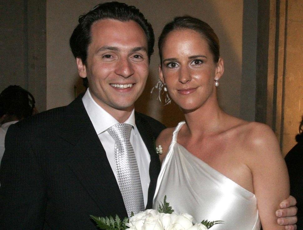 Niegan amparo a esposa de Emilio Lozoya