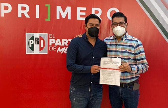 Se apunta Andrés Villegas como precandidato del PRI en Tecamachalco