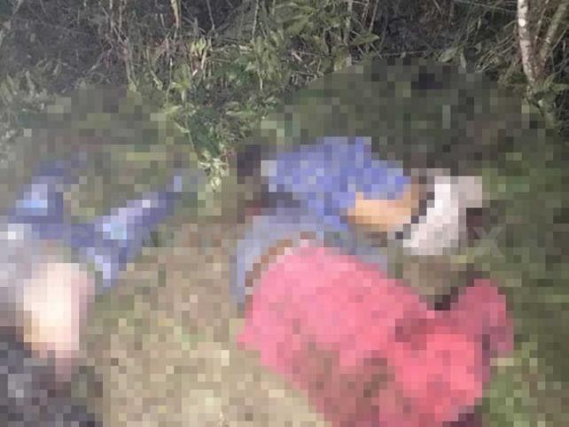Por un camión de naranjas, los matan y tiran en la México-Tuxpan