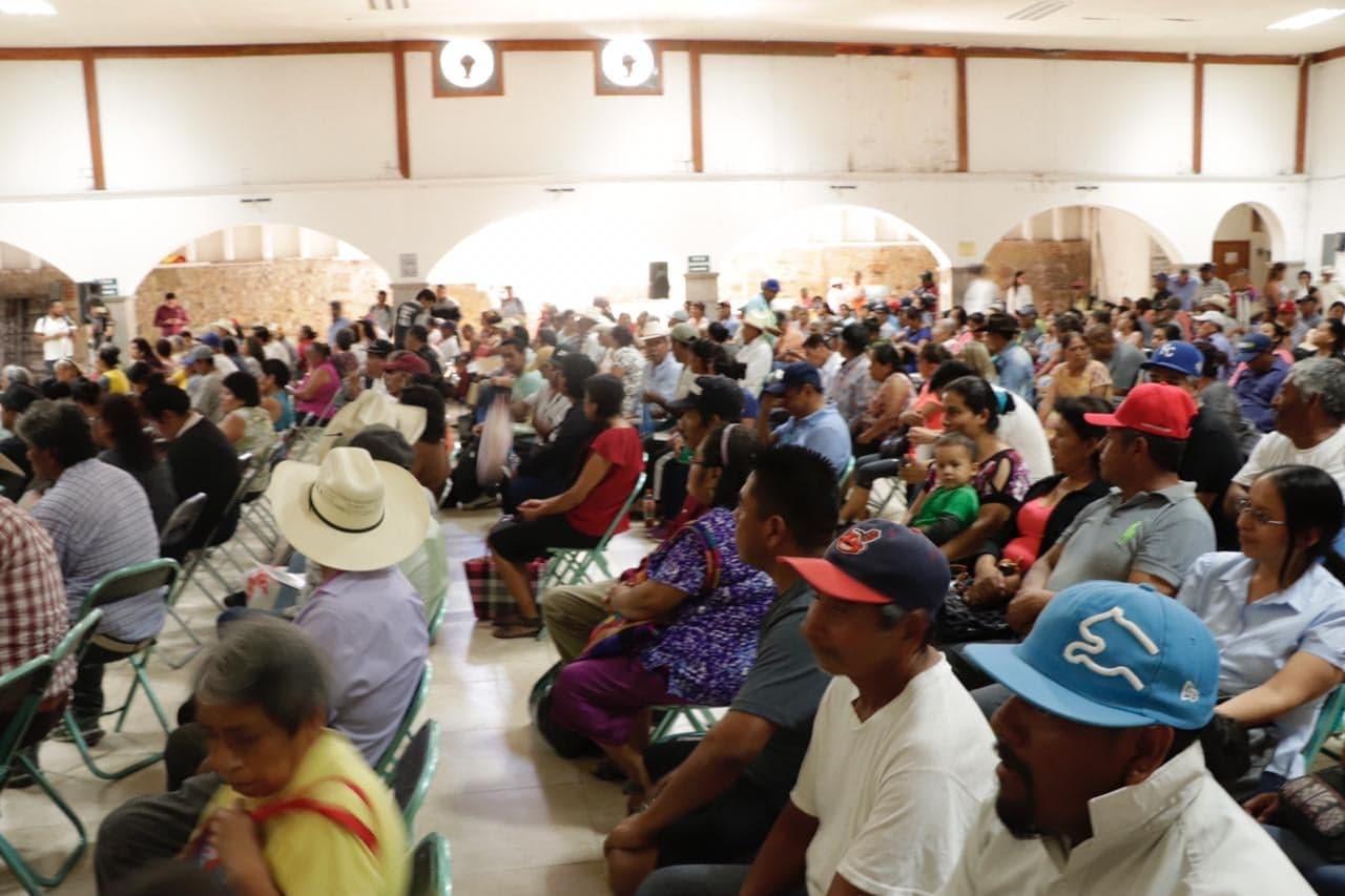 Damnificados por sismo de 2017 en Izúcar reciben apoyos 2 años después