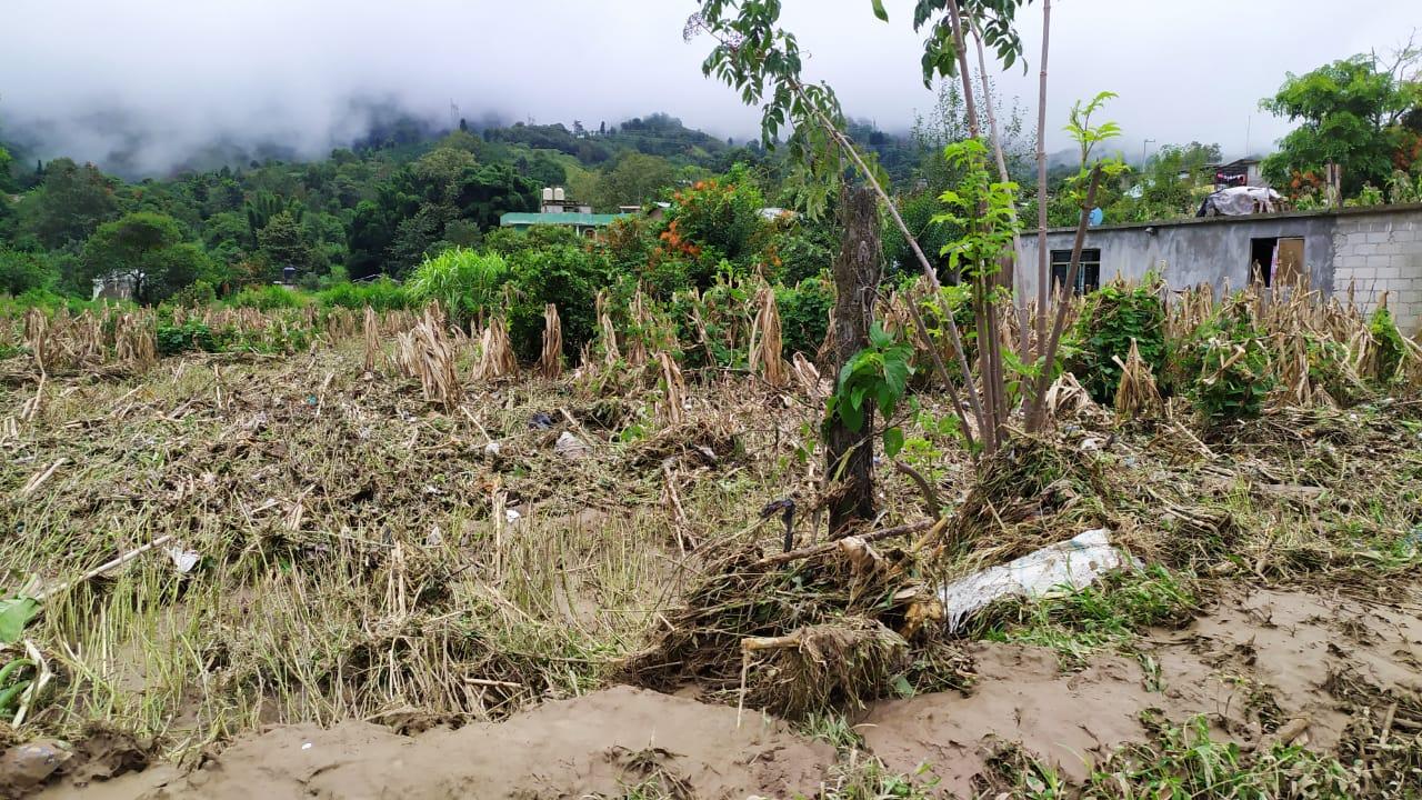 Denuncian desinterés de autoridades por afectados tras lluvia en Tlaola