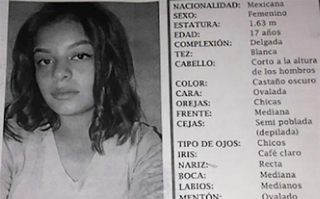 Siguen buscando a Silvia de 17 años: desapareció en Santa Isabel Cholula