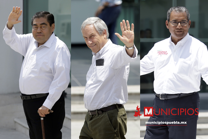 Todo listo para debate en Puebla