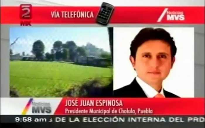 Defiende José Juan a nivel nacional el Proyecto de las 7 Culturas
