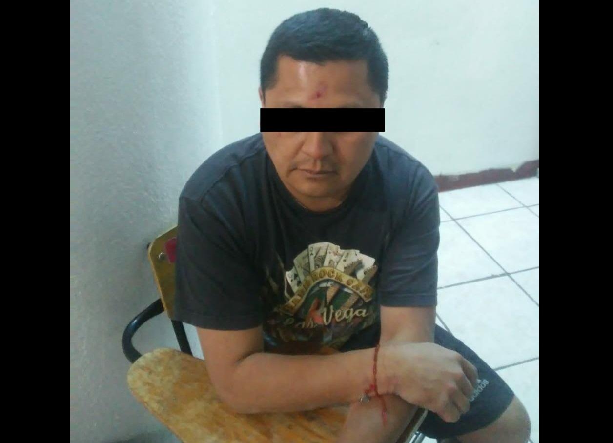 Por borrachera Barbosa corre a Edgardo N. del gobierno estatal en Texmelucan