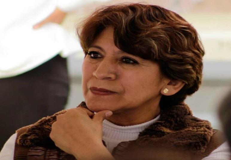 Delfina Gómez Álvarez es la nueva secretaria de Educación Pública